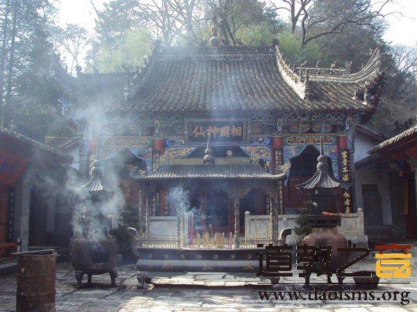 全真丛林典范——陕西留坝县张良庙