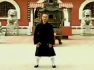 武当太极28式-胡玮哲道长