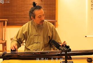 袁中平先生古琴演奏長亭怨慢