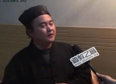 道教之音专访:广宗太平道乐杨明慧道长