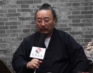 道教之音专访:北京道协副秘书长孔理元道长