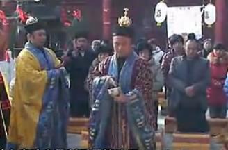 青玄济炼萨祖铁罐施食-清河玉皇宫版(视频)