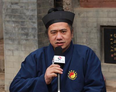 黄世真道长谈:太乙信仰与道教慈善(视频)