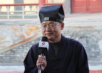張興發道長談:城隍信仰