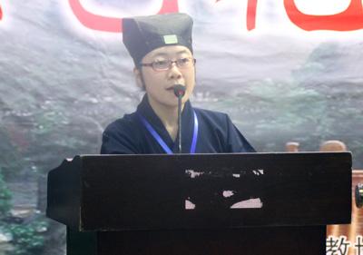 刘诚洁:正己化人、众善奉行——助增社会正能