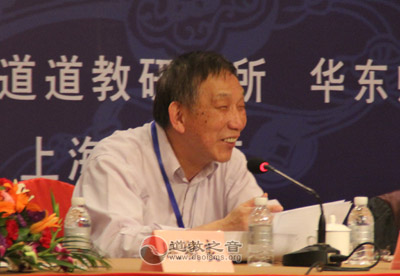 陈耀庭教授对宗教研究者的启示