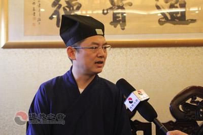 吉宏忠道长:上海道乐传承及发展