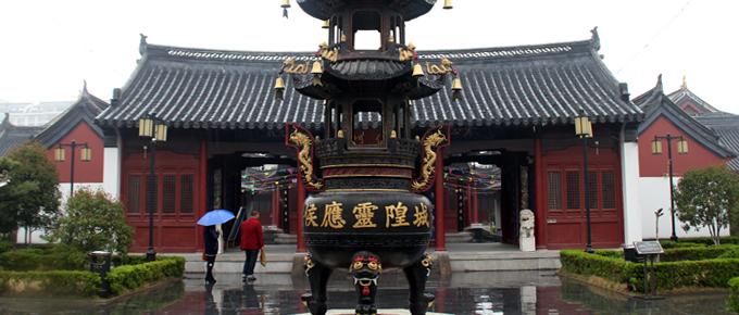 江苏南通城隍庙建筑赏析(图集)