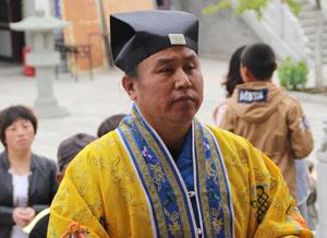 北京平谷龙王庙2014年新春贺词
