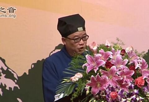 张金涛道长:谈行道立德 济世利人的体会