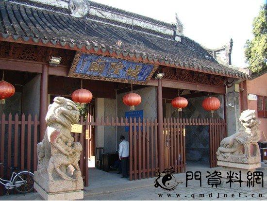 朱家角城隍庙