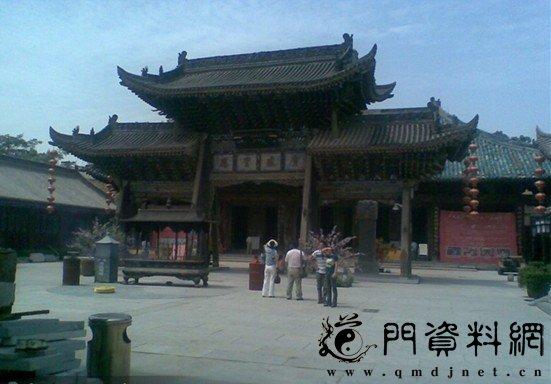 陕西西安都城隍庙