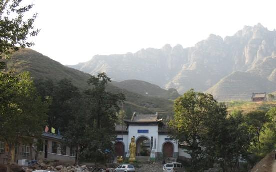 河北唐县青虚山