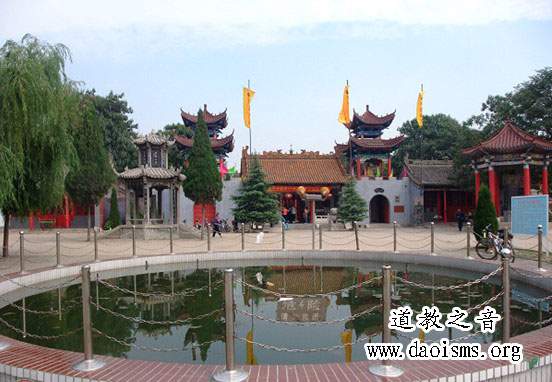 河北沙河甄泽观Zhen Ze Temple of Shahe
