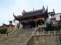 湖南长沙陶公庙