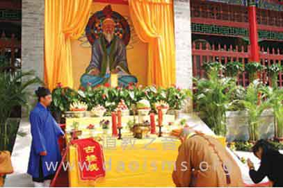 净慧法师:佛教在很多方面借鉴了道教的思想