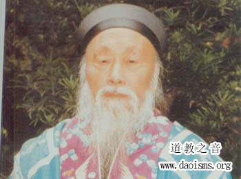 北京白云观23代方丈谢宗信道长