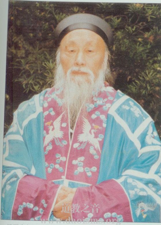 北京白云观二十三代方丈谢宗信道长