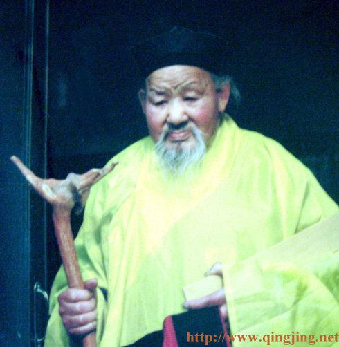94岁高龄李宗廉,面如童颜,红光满面