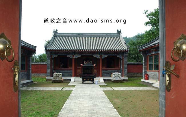 北京市平谷区挂甲峪龙王庙