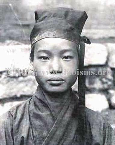 "1935年的""華山道士"""