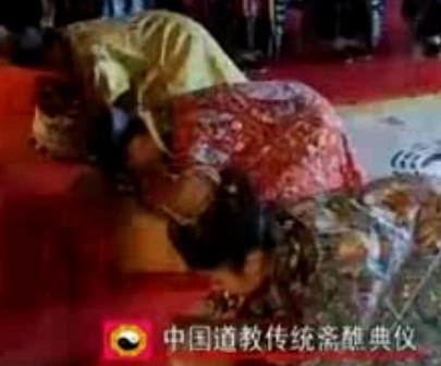 中国道教传统斋醮典仪庆贺科仪之灵宝天尊圣诞(视频)