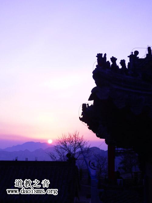 昆嵛山日出