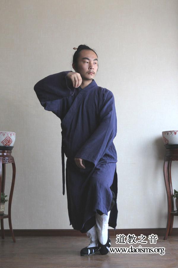 武当三丰太极拳28式