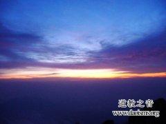 泰山岱岳 水国清冷(图库)