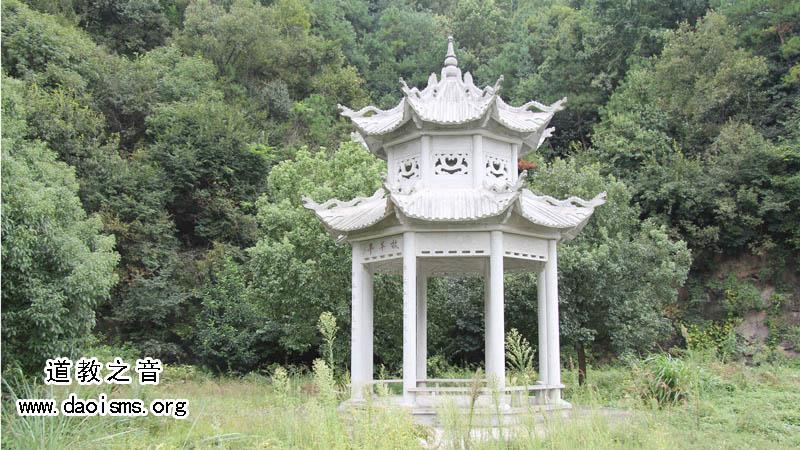 赤松黄大仙宫牧羊亭