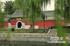 北京地安门火神庙(图库)