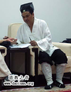 道教之音专访:百年博雅道家游学活动导师陈生荣道长