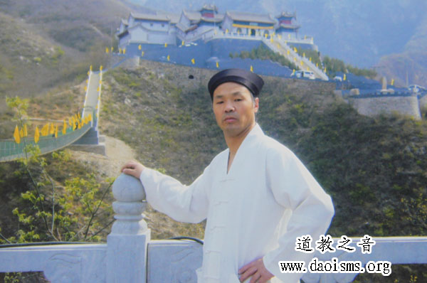 道与书画相通——道教之音专访:白云观王云道长