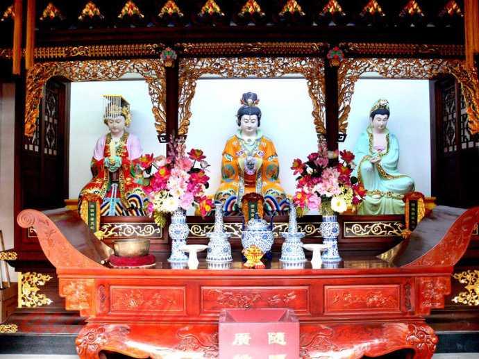 六十甲子神像