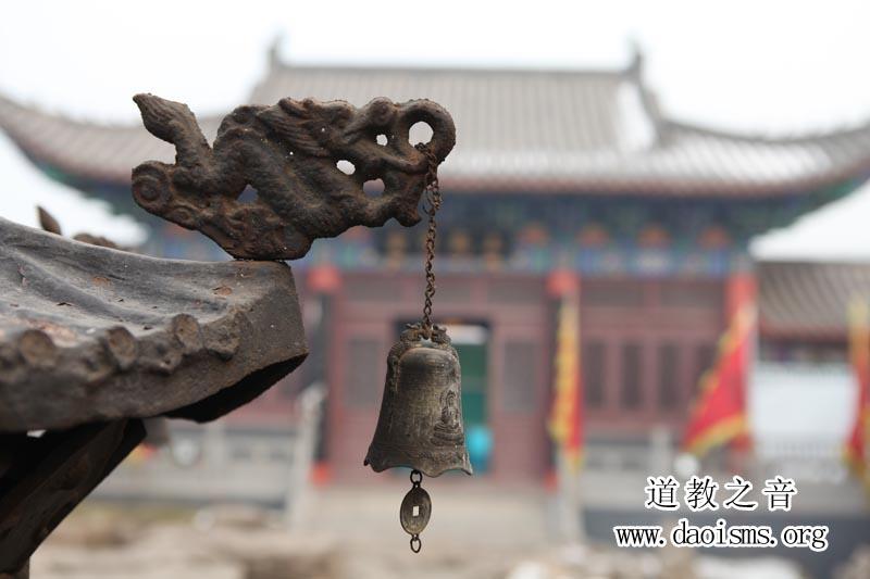 辛卯年冬至元始天尊圣诞,胡玮哲摄于武安县玉皇山玉皇宫
