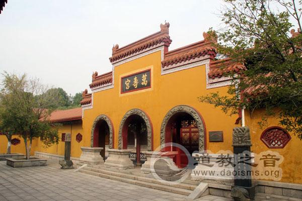 江西南昌万寿宫