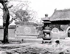 北京南苑元灵宫