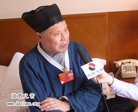 山东省道教协会会长刘怀元