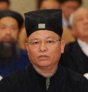 第十一届全国政协委员、中道协副会长赖保荣道长