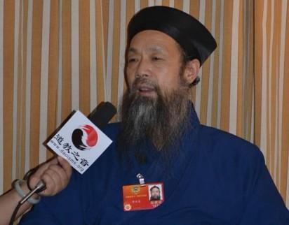 专访:中国道协会长、武当道协会长李光富道长(视频)