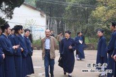 2012屆湖北道教協會武漢道教高功音樂
