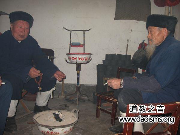 陕西汉中文公祠道观