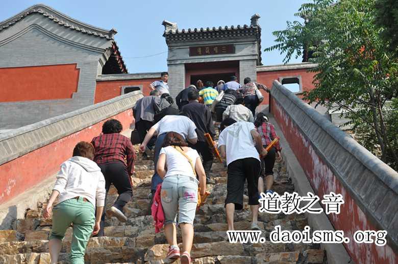 第十一届北京平谷兴隆观传统庙会圆满落幕