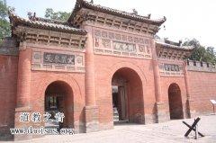 山西解州关帝庙(图库)