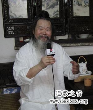 北京道协车乃亮道长