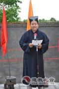 南阳市道教协会会长李泰丞道长