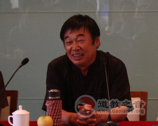 千峰老人羽化七十周年座谈会昨日在京成功举行