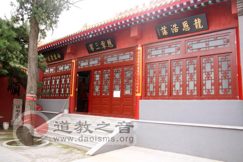 北京昌平青龙观