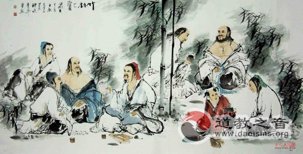 """""""竹林七贤""""对老子思想的传承与创新"""