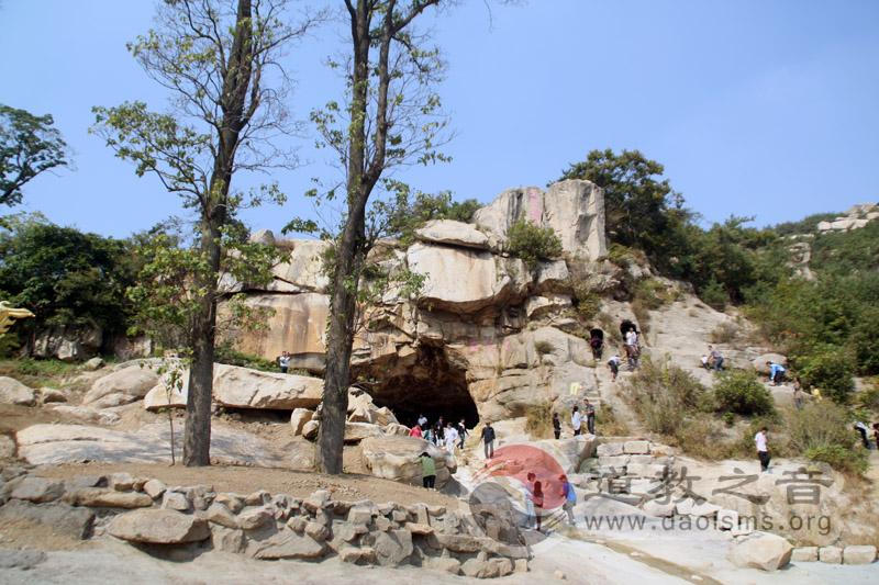 玉阳祖师修炼的山洞